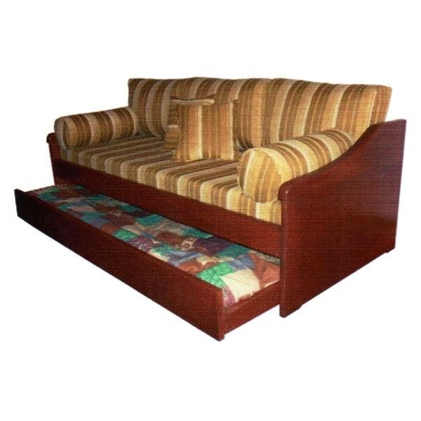 Cama marinera sof c375 concepto joven la casa de for Sofa cama con cajones