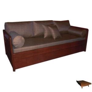 Cama marinera sofá mod. Capilla (C379)