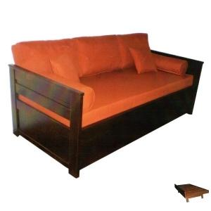 Cama marinera sofá mod. Milán (C376)