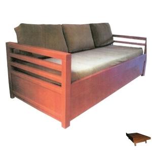 Cama marinera sofá mod. Roma (C378)