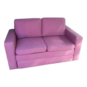 Sofá cama recto 2 plazas (C407)